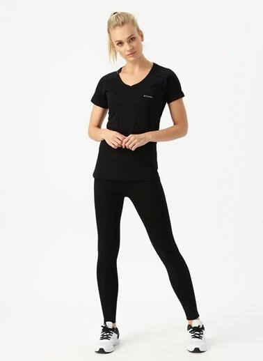 Columbia Columbia CS0014 Zero Rules Ss Kadın    T-Shirt Siyah